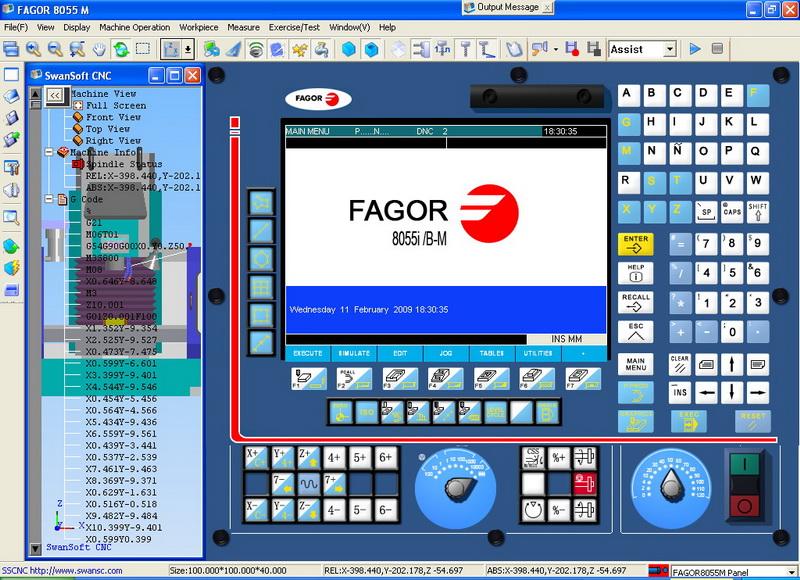 Swansoft Cnc Simulator Скачать Торрент - фото 7